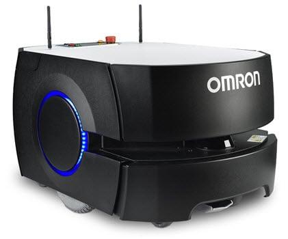 omron ld robot black
