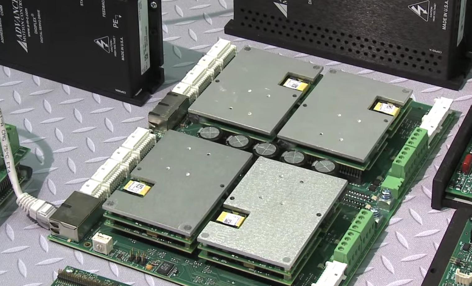 multi-axis system pcb servo drives