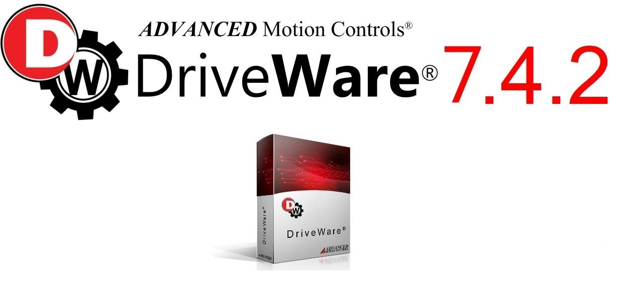 DriveWare 7.4.2