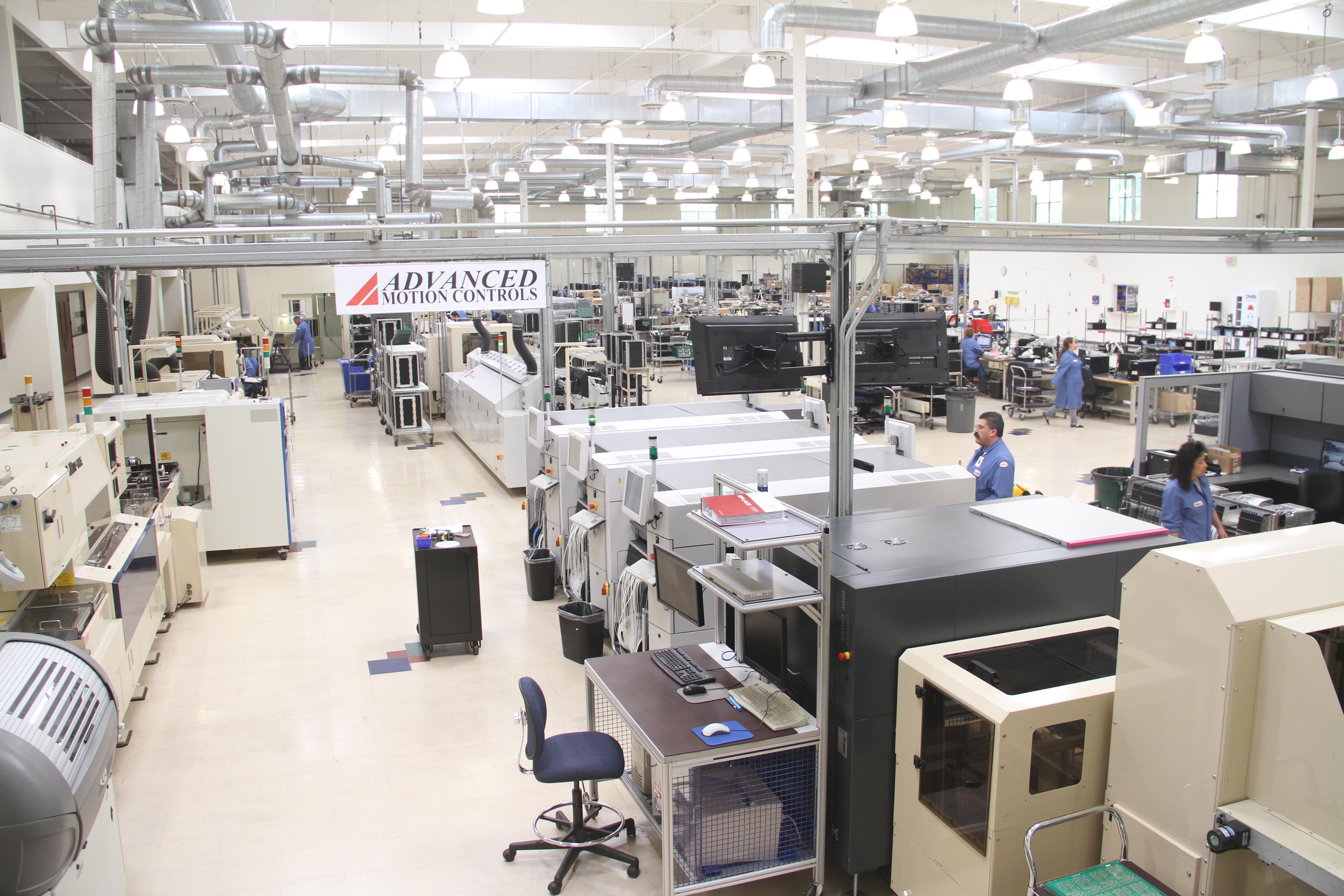 servo drive manufacturing