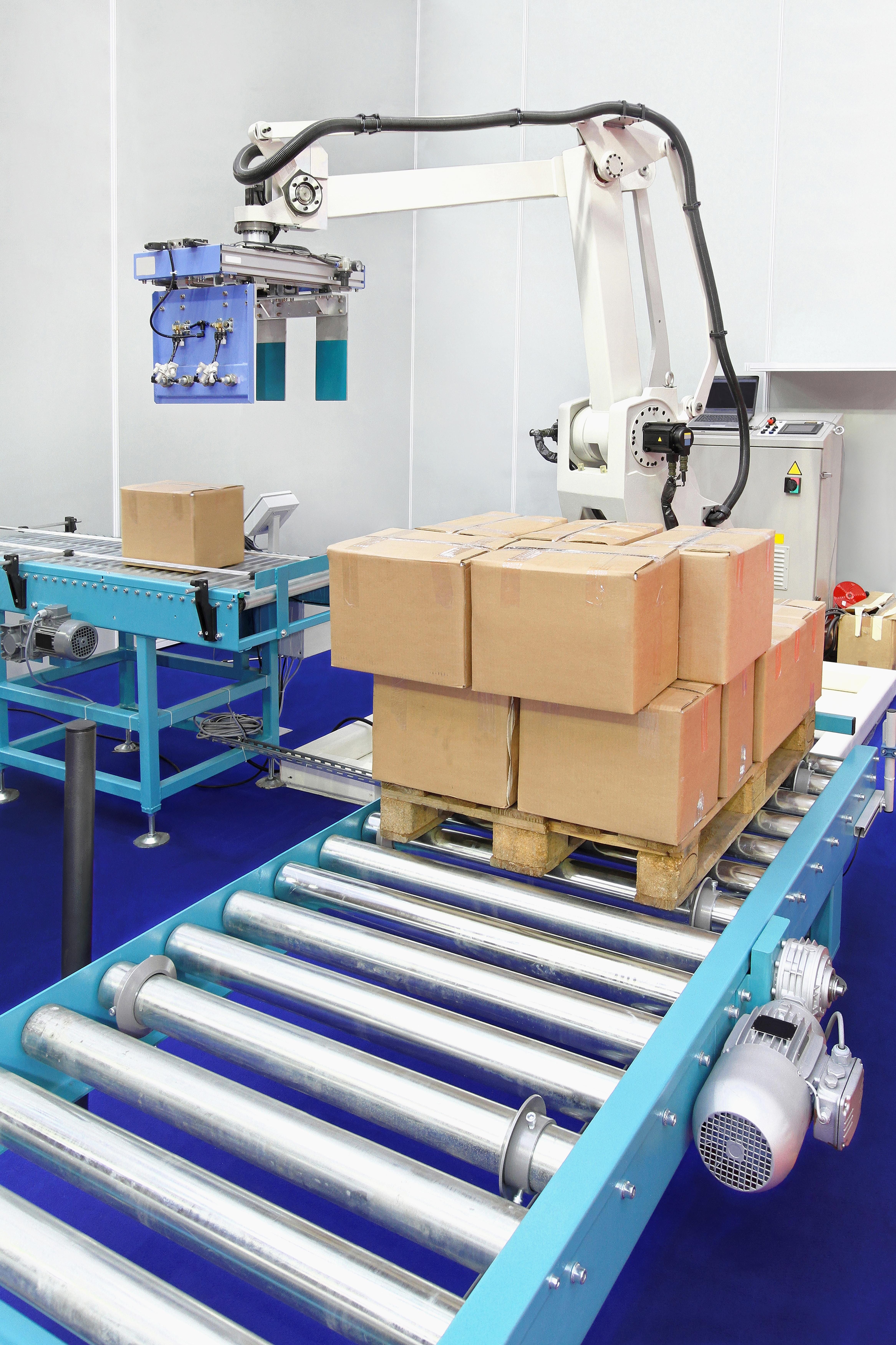 cobots packaging