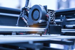 3D printing gantry motor