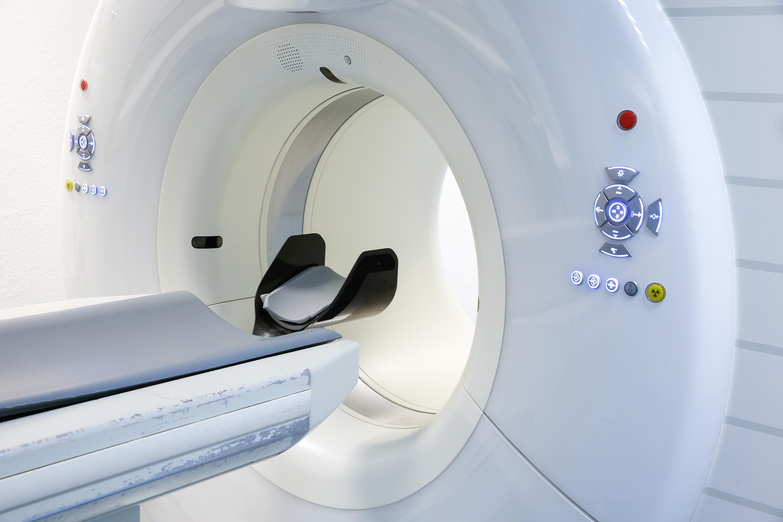 MRI with servo drive control