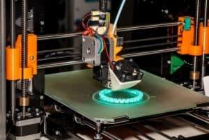 linear actuator 3D printer