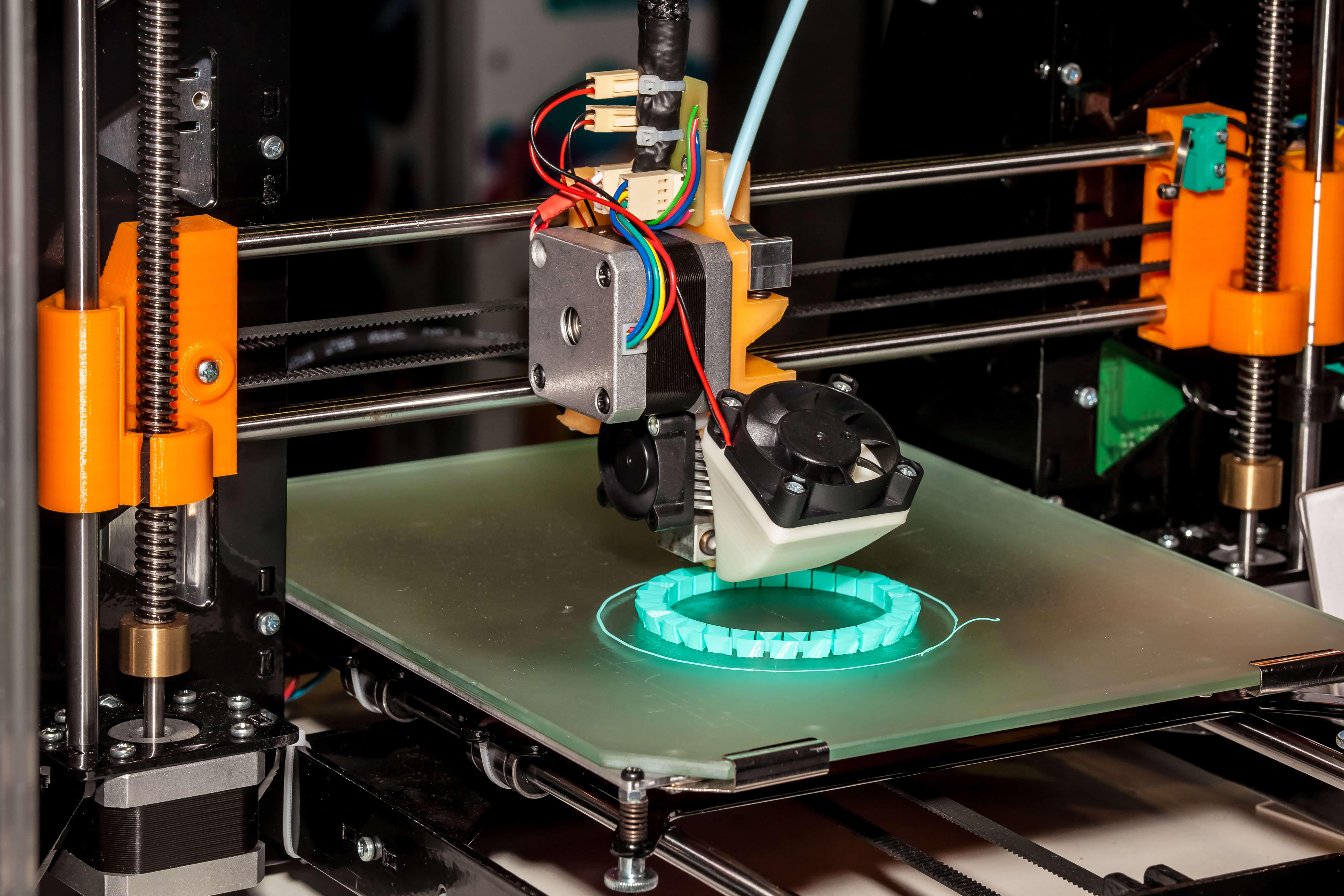 motion control 3d printer