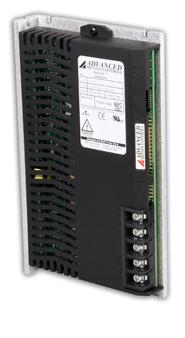 servo drive for high frequency ventilator control