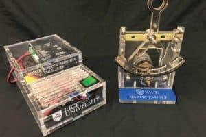 Haptic Paddle servo drive university project