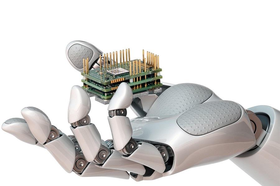 Robot Hand - lower profile 900x600