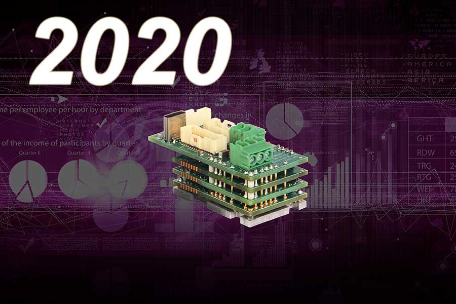 Servo Drive Trends 2020