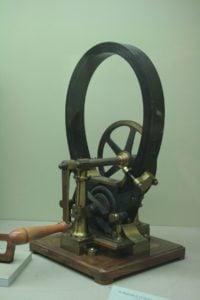 Zenobe Gramme machine