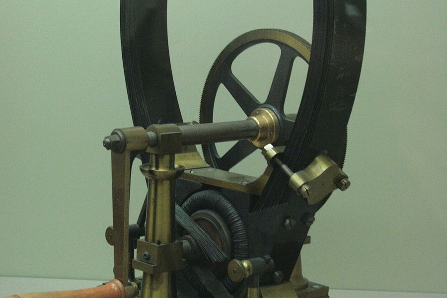 motion control history