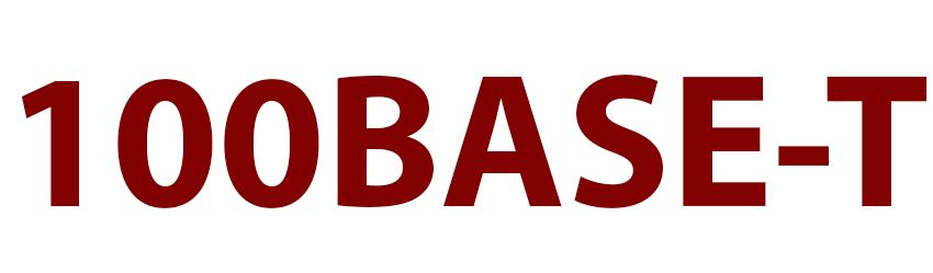 100BASE-T info box