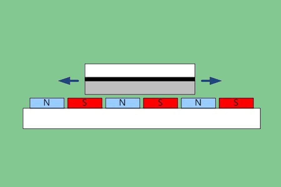 linear motor info box