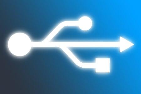 USB info box