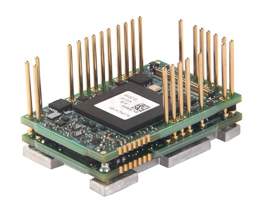 FlexPro FE PCB Mount CANopen digital servo drive