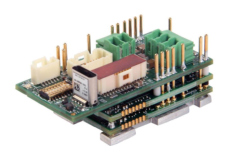 FlexPro Machine Embedded FM CANopen digital servo drive