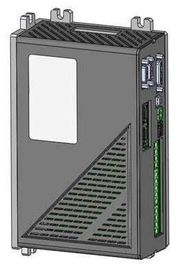 flexpro panel mount servo drive concept