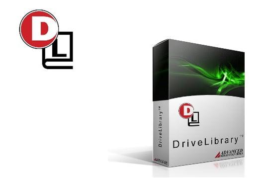DriveLibrary Info Box
