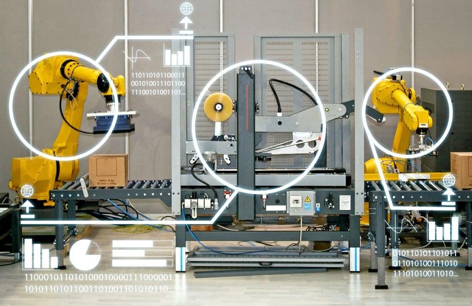 industry 4.0 IIoT smart factories