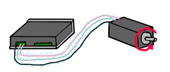 Servo Drive and Motor sketch copy