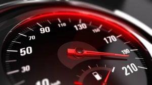 Speedometer feedback