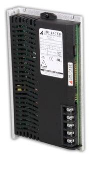 panel mount servo drive for medical