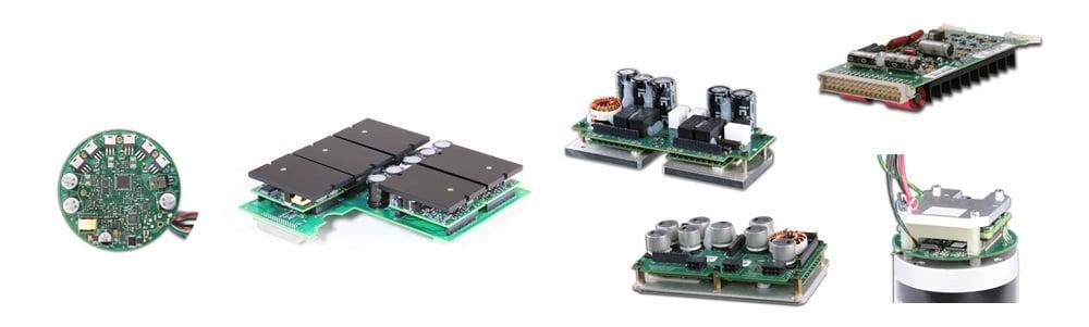 Custom servo drives
