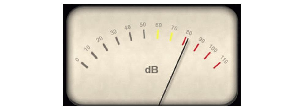 audible-noise